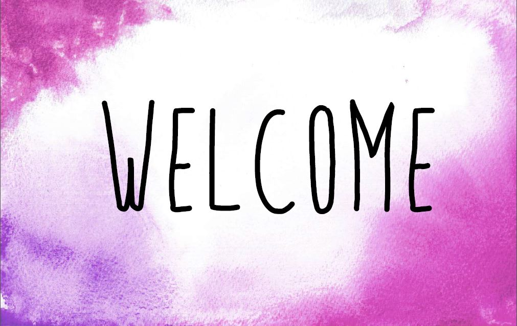 YOU'RE HERE!!!! WELCOME!