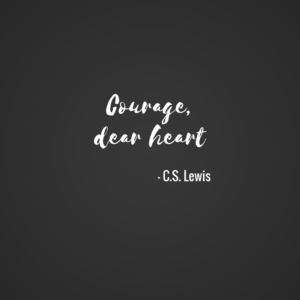 Courage, Dear Hear
