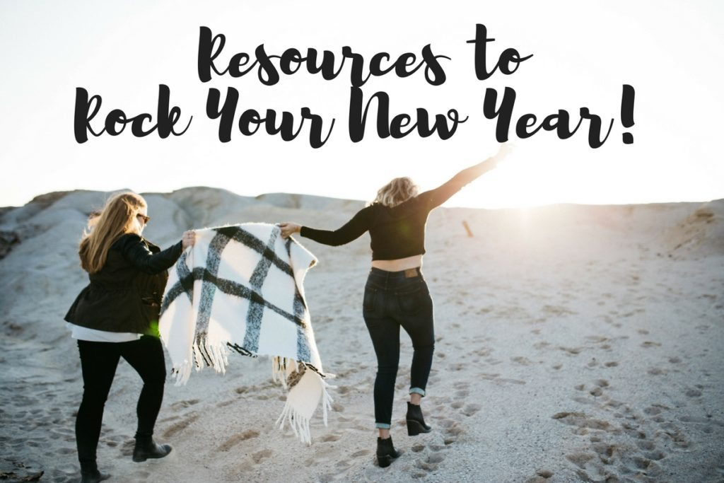 Awesome Stuff: Resources to Rock Your New Year!