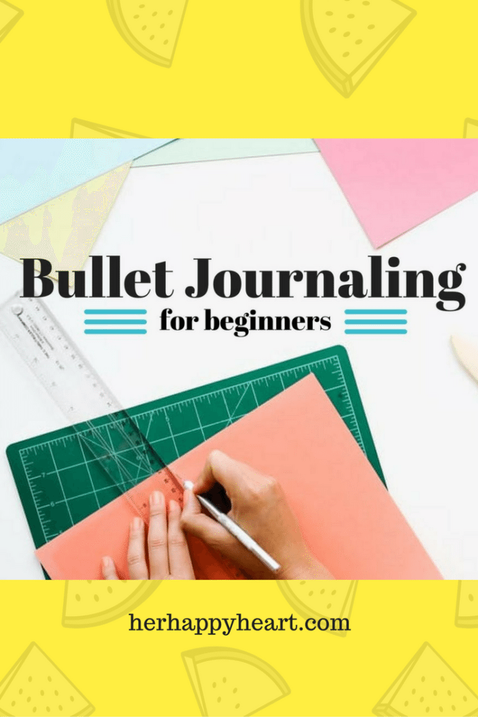 Bullet Journaling for Beginners | Curious about the bujo craze sweeping Pinterest and Instagram!? Now is the time to give it a go!
