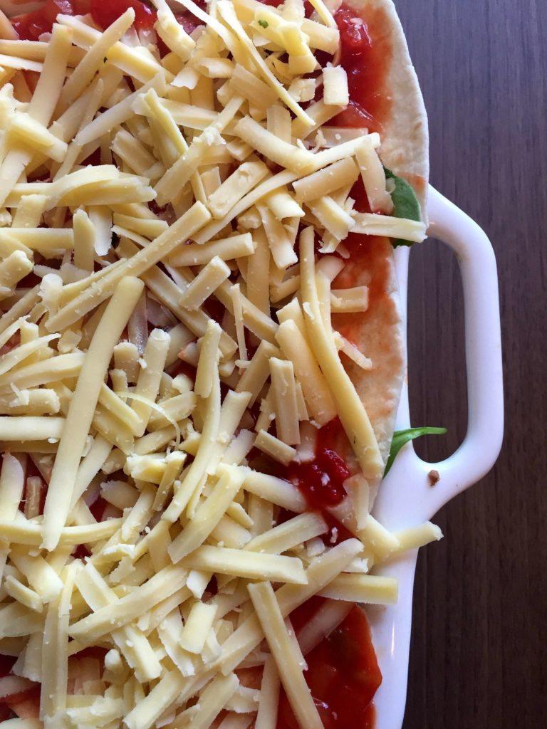 Spicy & Cheesy Mexican Lasagna