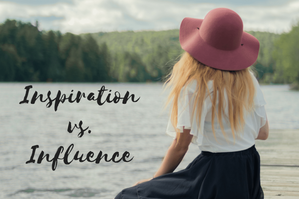 Inspiration vs Influence: Know the Difference