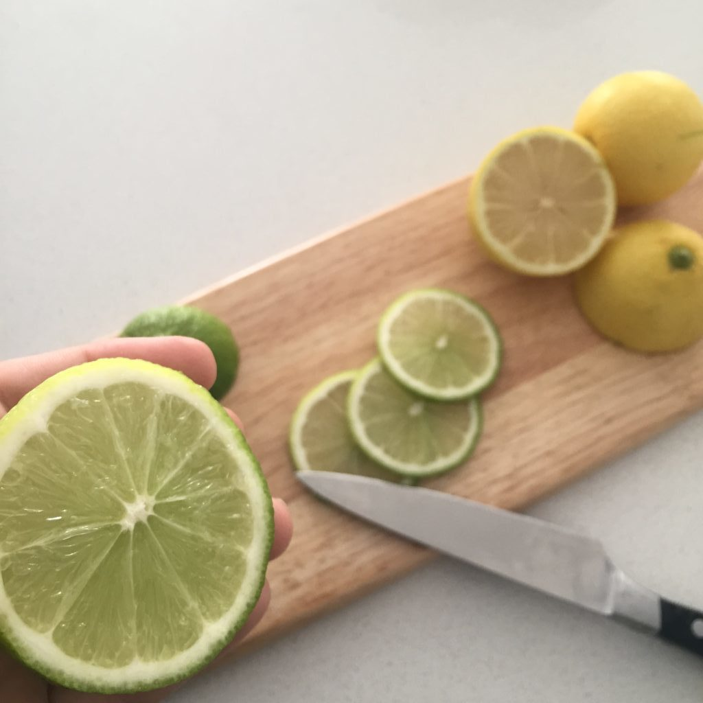 What to do when you have too many lemons and limes