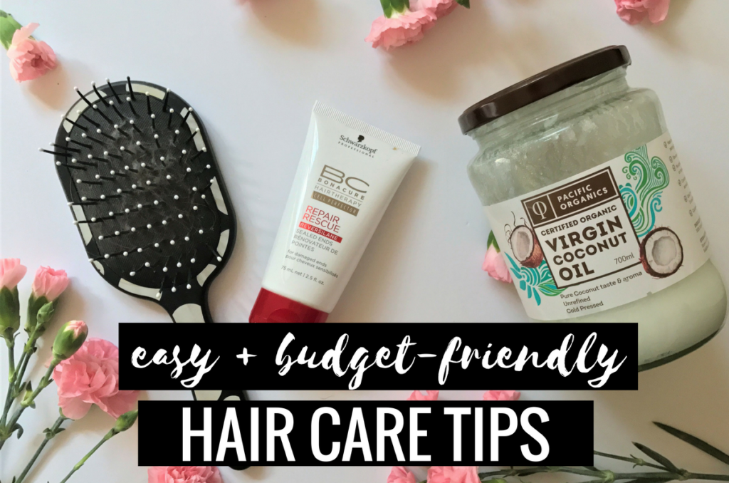 Easy, Budget-Friendly Hair Care Tips for Healthy, Happy Hair