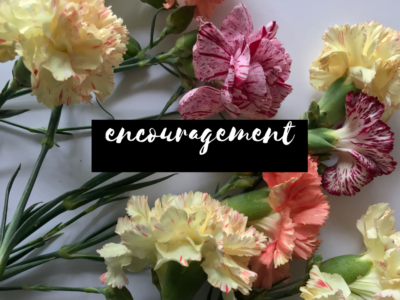 The Beauty and Power of Encouragement