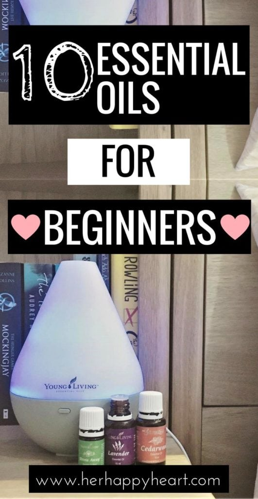 How to start using essential oils | A guide to the best essential oils for beginners | How to start using essential oils