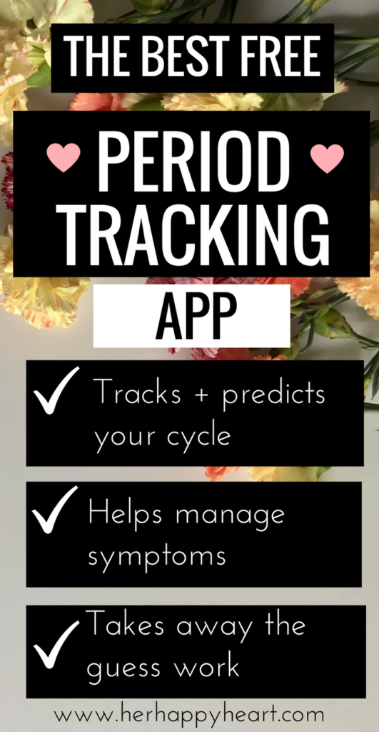 Flo: The Period-Tracking App That Will ROCK YOUR WORLD | App reviews | How to track your cycle | Natural Fertility | Natural Health #fertility #naturalhealth #healthapp #womenshealth