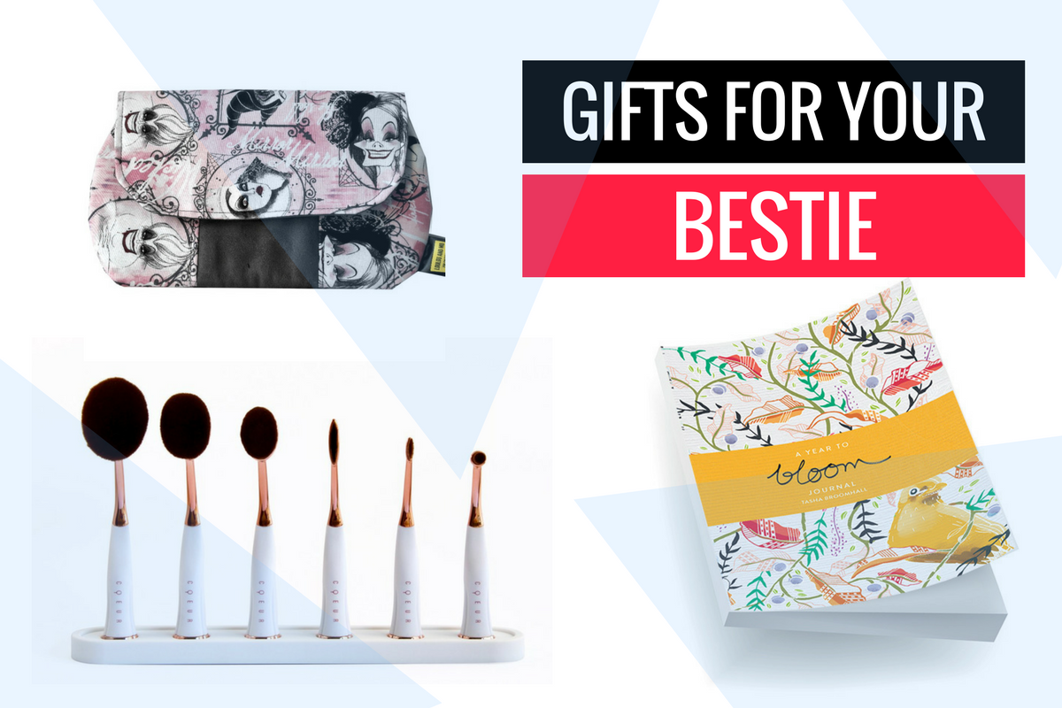 Gifts for your bestie: a Christmas gift guide
