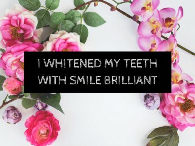 At-Home Teeth Whitening… Does It Really Work? (+GIVEAWAY ALERT!)