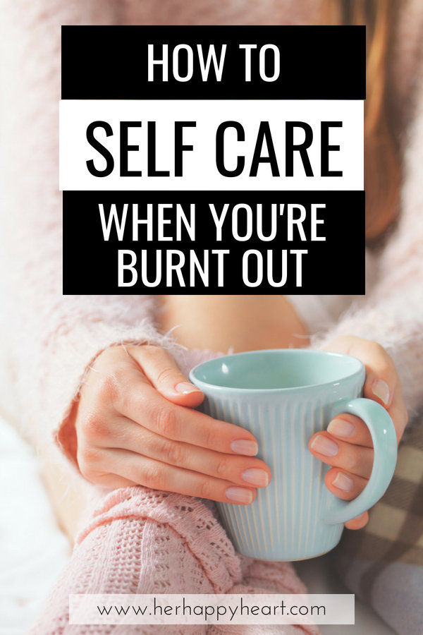 7 Warning Signs That You're In Burn-Out And Urgently Need Self Care | #selfcare #selfcaretips | How to recognize burn out and start burn out recovery with self care ideas