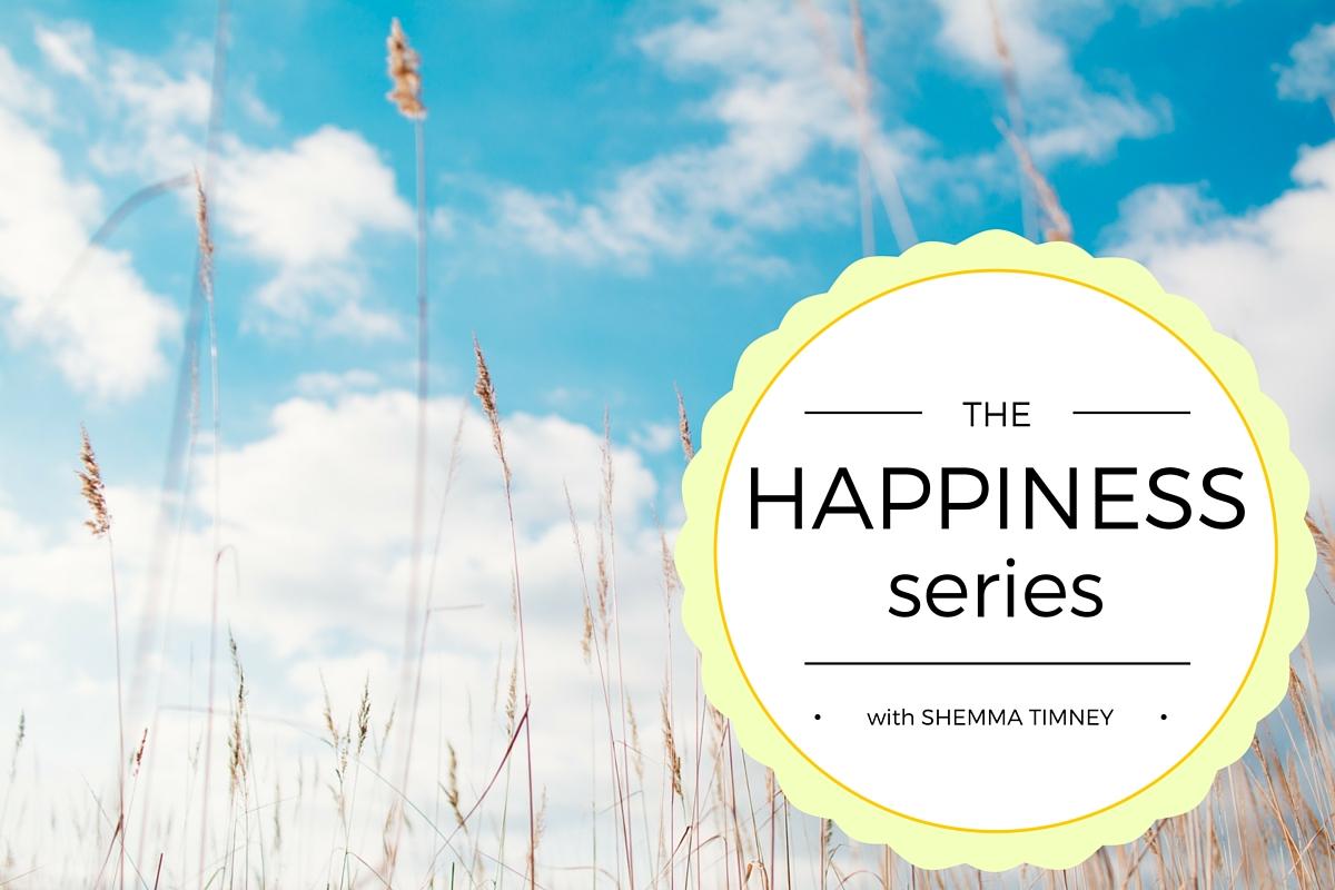 Shemma Timney on Happiness
