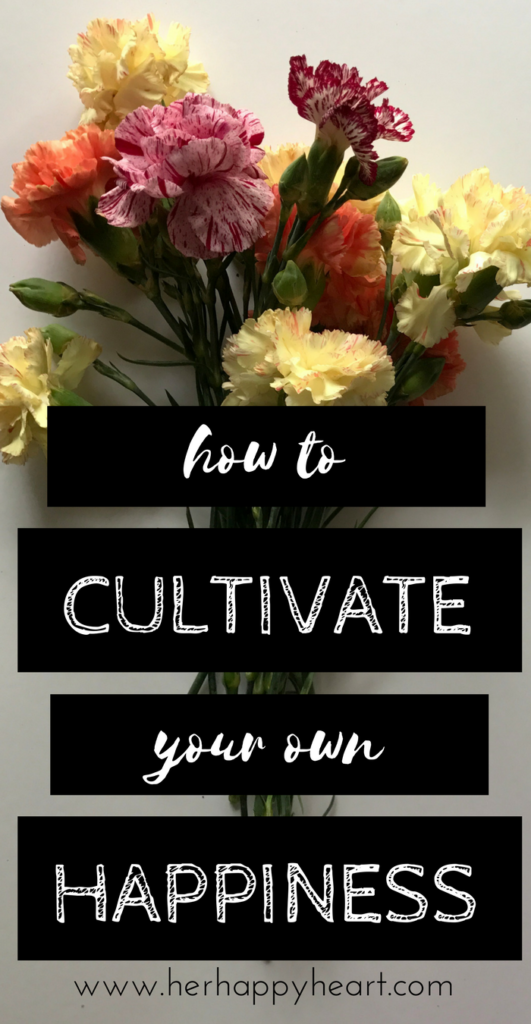 How to Cultivate Happiness (without relying on others) | You are the source of your own happiness, so go searching! Find your joy! Live well!