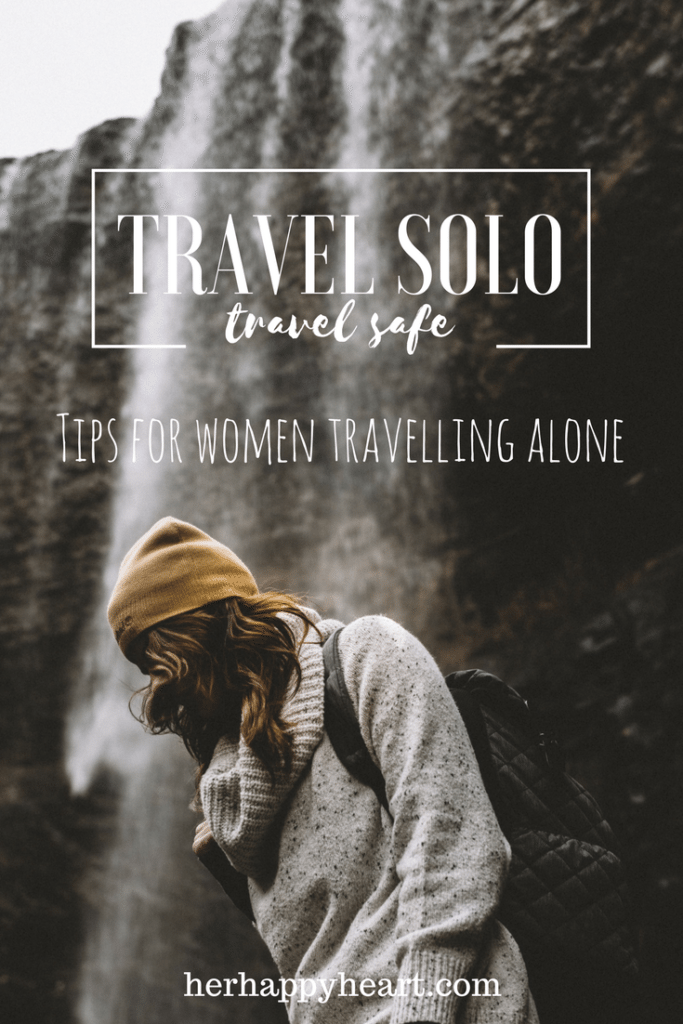 Travel Solo, Travel Safe | Safety concerns shouldn't dampen your adventurous spirit! Here are our top safety tips for women travelling alone.