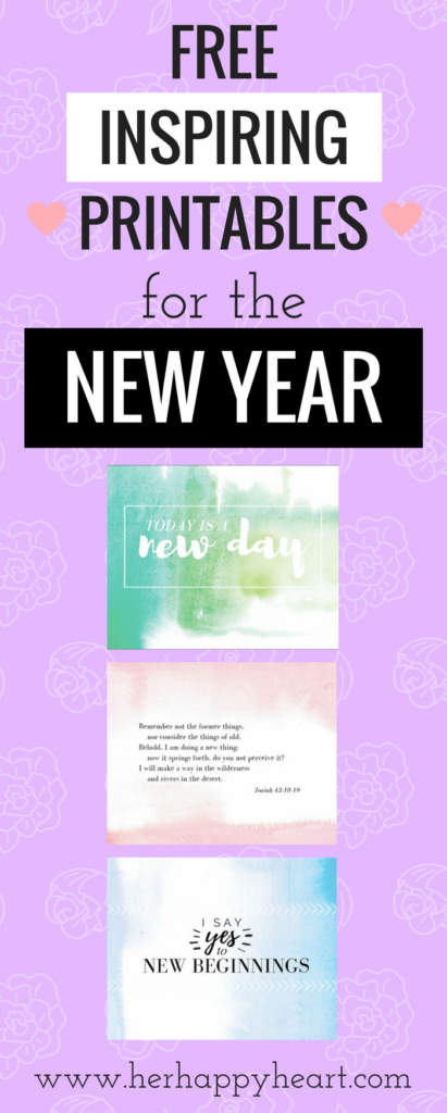 Free Printables to Inspire Your New Year | #newyearsresolution #newyearquotes #newyeargoals | new years resolutions | new year bulletin boards | new year goals | new year quotes | inspirational quotes | inspirational quotes motivation | inspirational quotes about life