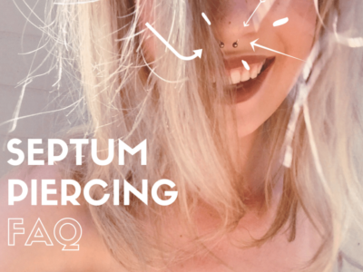 The Girl With The Septum Piercing - Thoughts, Tips & FAQ