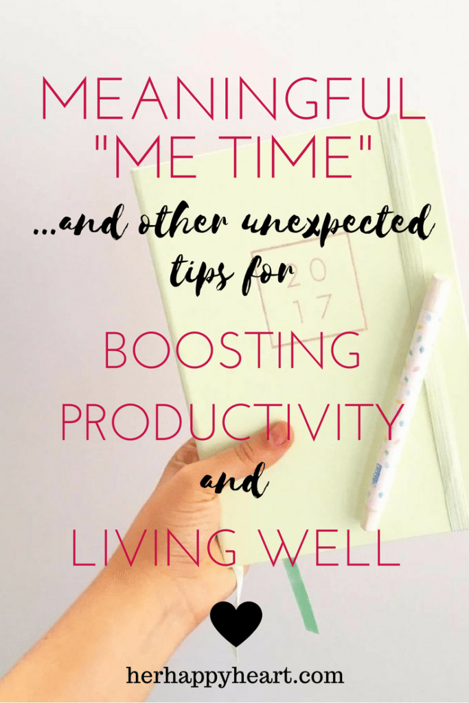 Productivity at its Best... and Worst | To-do lists got you down? Productivity feels great... until it doesn't! Check these tips for balancing your commitments with the rest of your life - it's essential!