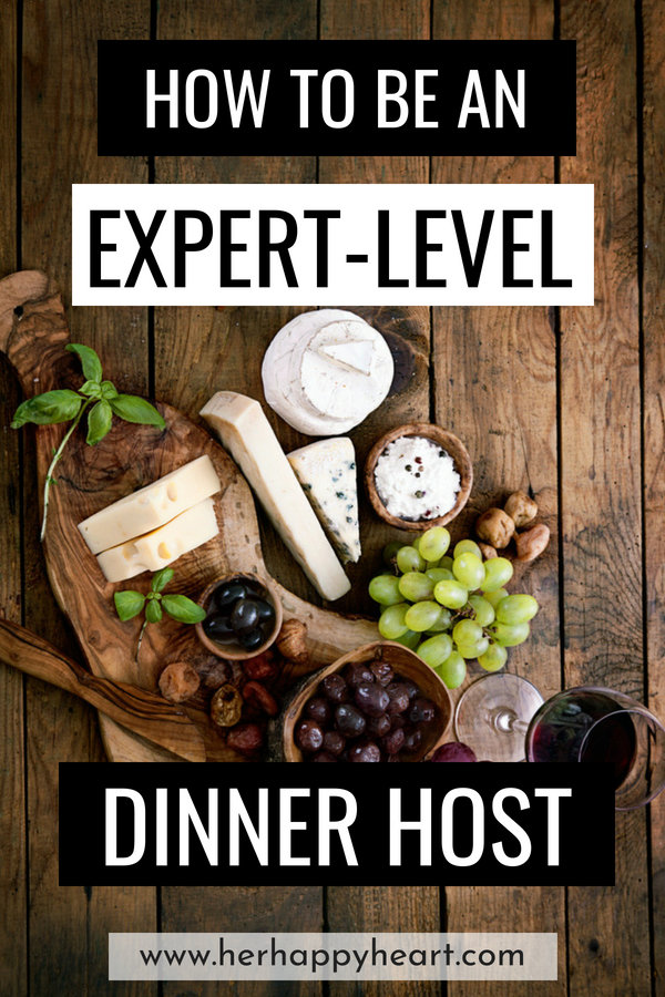 How to Host a Kick-Ass Dinner Party | Tips, tricks and ideas for hosting a dinner party. Ultimate hostess tips | Modern home making | how to throw a dinner party