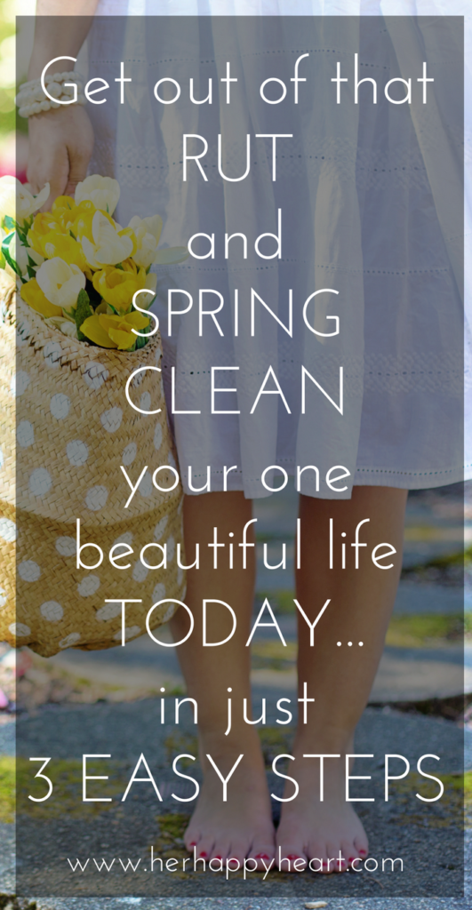 The September Challenge: Spring Clean Your Life! | Get out of that rut and refresh your life | Self improvement | life hacks | Spring cleaning | Holistic Wellness