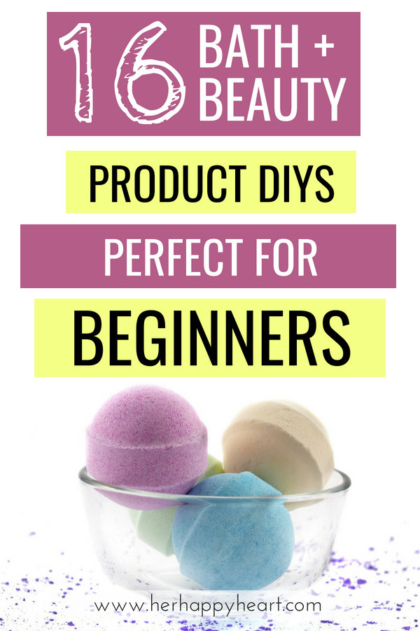 16 Dreamy Beauty DIYs That Are Perfect For Beginners | #beauty #diybeauty #diy | healthy hair tips | diy beauty products | diy homemade bath bombs | beauty diy recipes | beauty essential oils | essential oils DIY | diy scrubs masks mists soap lip scrub