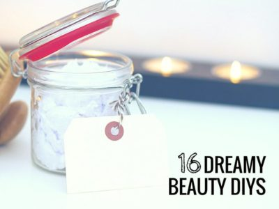 16 Dreamy Beauty DIYs That Will Make You Smell Like Heaven On Legs