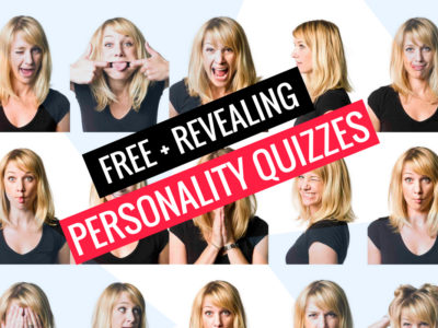 Think You Know Yourself? Try These (Free) Revealing Personality Tests...