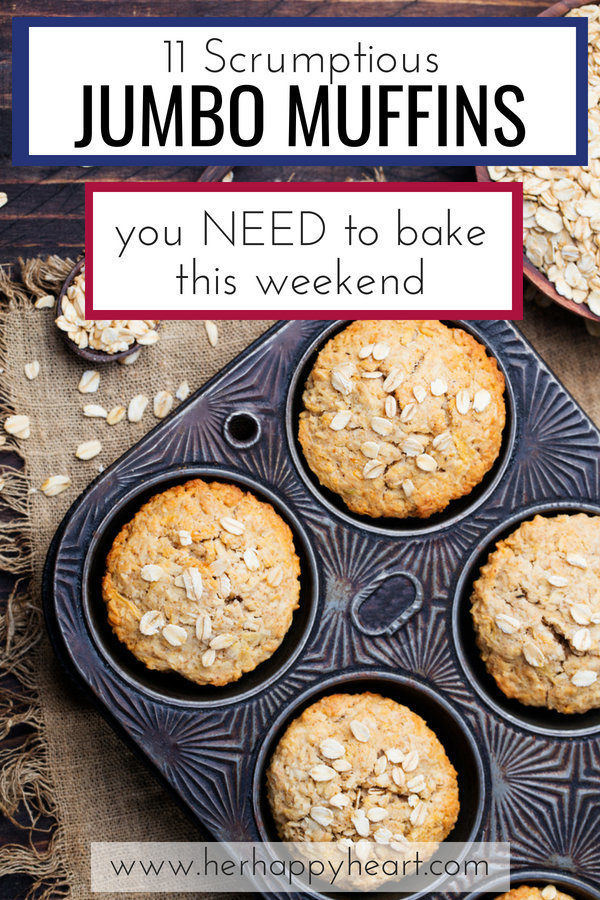 11 Scrumptious Bakery Style Muffins You Need To Bake This Weekend | #muffins #muffinrecipes | jumbo muffin recipes | Texas muffin recipes | Cafe muffin recipes | Baking morning tea and afternoon tea