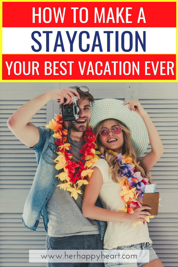 Savvy Staycation Tips: How To Plan A Kick-Ass Stay-At-Home Holiday | #staycation #localtravel | Local travel and at-home holiday ideas for families, singles and couples