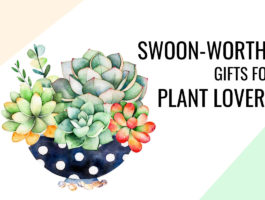 The Most Swoon-Worthy Gifts For Plant Lovers For Christmas 2018
