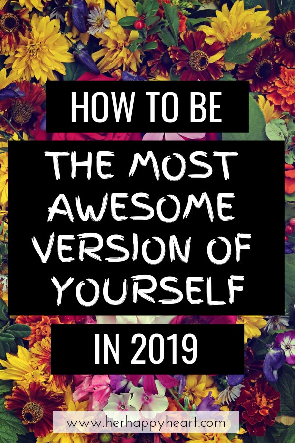 How to be a better person this year | New year's self improvement resolutions, ideas and inspiration | self improvement challenge | personal development plan