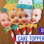 "Crazy Easy DIY Cake Toppers That Will Make Your Guests Go ""Awww!"""