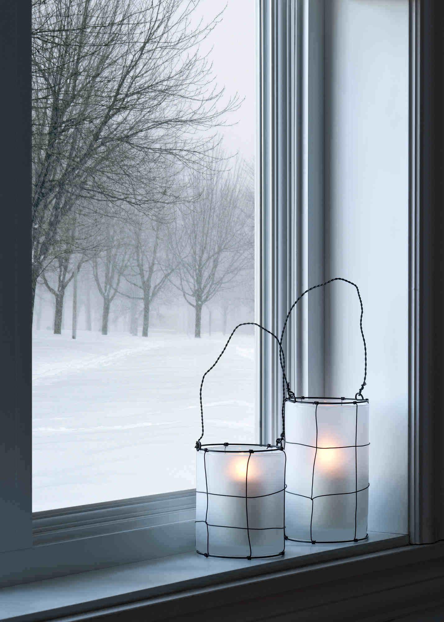 Hygge lanterns