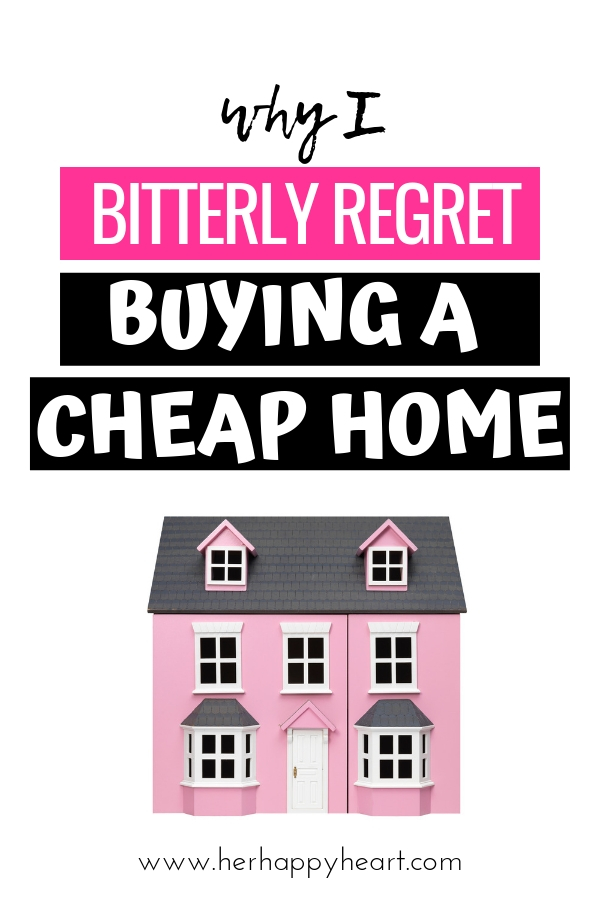 Buying a house first time mistakes and tips | What to look for when buying a home on a budget with low income |