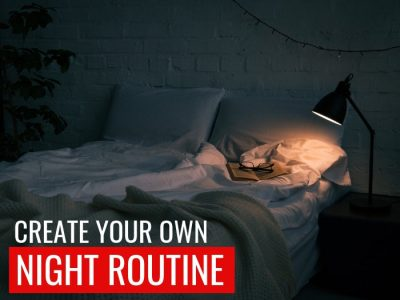 Want To Sleep Better? This Effortless Night Routine Is A Game-Changer