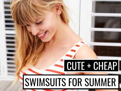 36 Cute + Cheap Swimsuits You Can Buy Online (for under $35!)