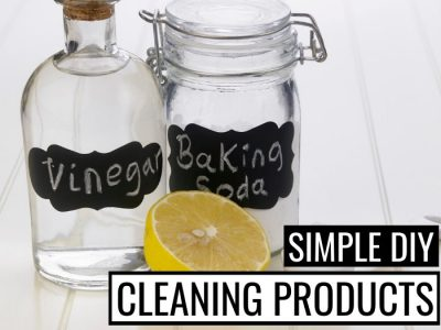 20 Homemade Cleaning Products (With Oils!) You Can Whip Up In A Flash