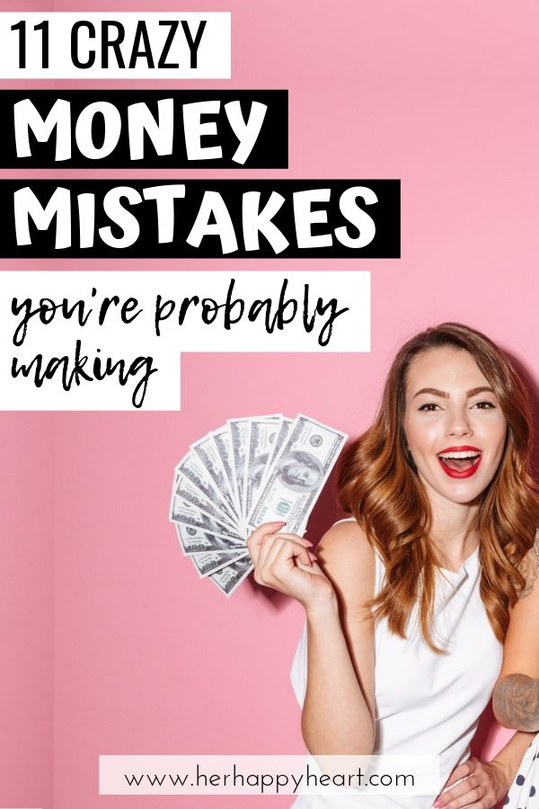 Money saving and management goals and tips | Personal finance mistakes to avoid | Debt and credit card pay off motivation | How to start paying off debt and saving money | Financial freedom | Debt free community