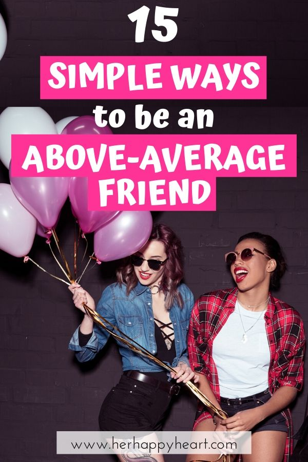 How to be a good friend | Friendship tips and goals | Friendship challenge ideas | Lessons in friendship | How to support a friend | How to fix a broken friendship | Friendship tips for women